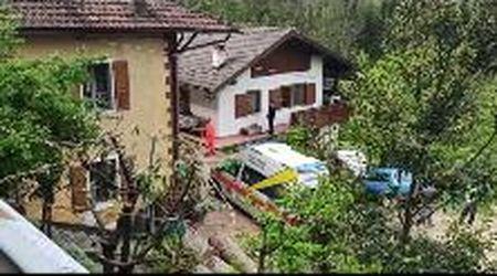 Sovramonte, anziana e badante ferite nell'esplosione in casa