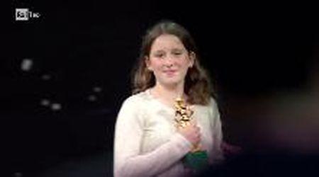 David di Donatello, Emma Torre ritira il premio per il papà scomparso e commuove tutti