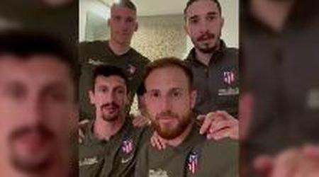Livorno, anche i calciatori dell'Atletico Madrid fanno il tifo per Christian dopo l'incidente