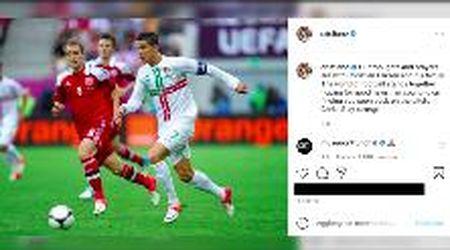 """Eriksen, da Totti all'Inter al Liverpool, sui social tutto il calcio è con Christian: """"I numeri 10 non mollano mai"""""""