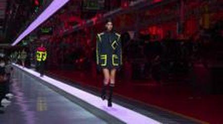 Ferrari, il fashion show