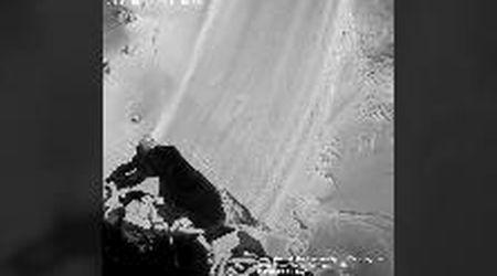 Antartide: Pine Island, il timelapse del ghiacciaio che si sbriciola