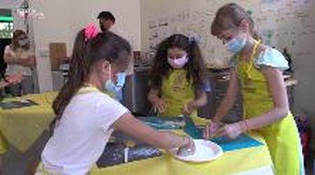 Fem, i ragazzi a scuola di cucina con Campagna Amica di Coldiretti