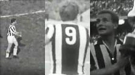 Il tributo della Juventus a Giampiero Boniperti: su Twitter il video con le immagini storiche