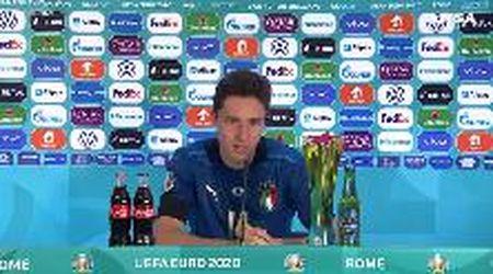 """Euro2020, Chiesa: """"Facciamo bene a sognare in grande, vogliamo alzare il trofeo"""""""