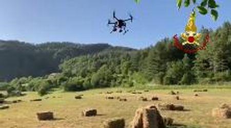 Bambino scomparso nel Mugello, ricerche anche con i droni