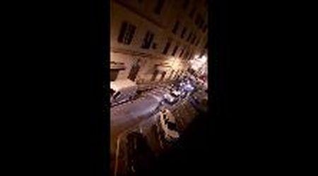 Livorno, scontri tra bande in via Buontalenti