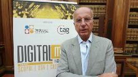 Gianni Potti presenta il Digitalmeet 2021: il Covid ha accelerato tutto di sette volte