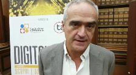 """Rizzuto, rettore di Unipadova: """"Il digitale arricchisce, non sostituisce"""""""