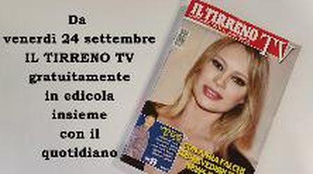 Il Tirreno TV gratis con il giornale ogni venerdì. La presentazione del direttore Stefano Tamburini