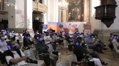 San Carlo di Modena, earthphonia al festival della cultura digitale