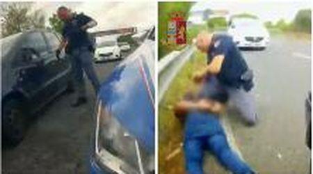 Pisa, gli rubano l'auto e chiama la polizia: la comunicazione, l'inseguimento e il lieto fine