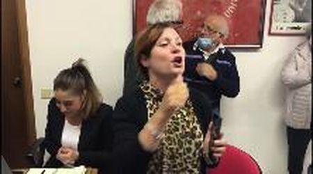 """Barsotti eletta a Massarosa: """"Vincono l'onestà e la serietà"""""""
