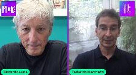 Riccardo Luna e Federico Marchetti: un talk per raccontare la moda del futuro