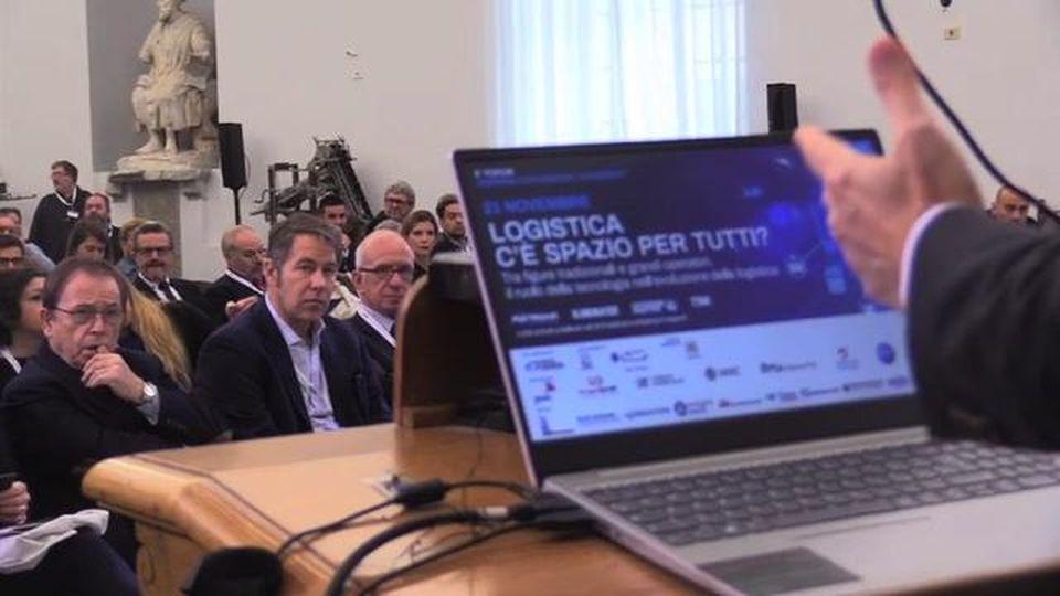 Botta, Spediporto: «Spazio per chi sa aggiornare modello di business»