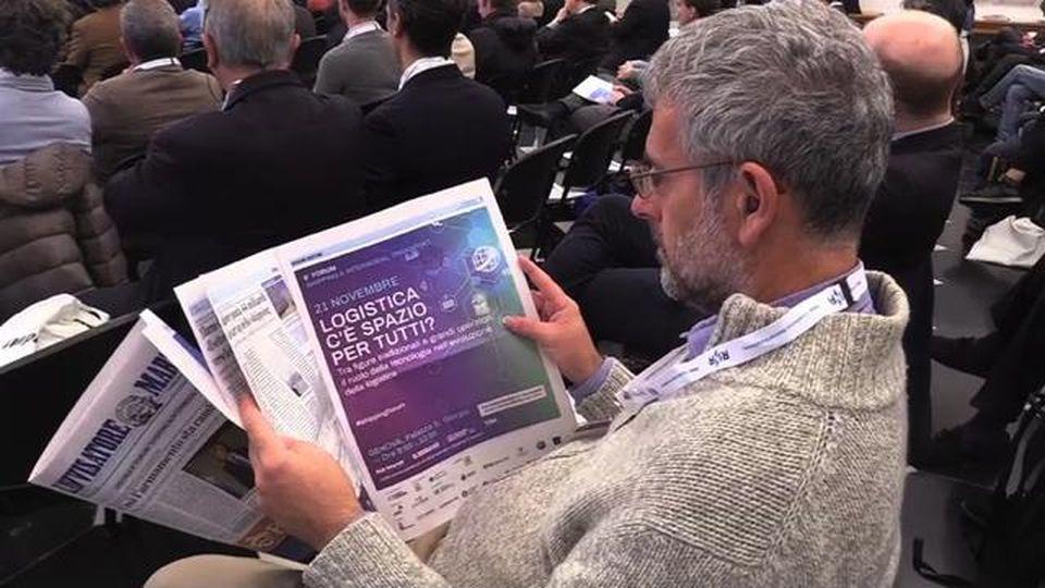 Autotrasporti e blockchain, Vidoni (Autamarocchi): «Il futuro è già presente»