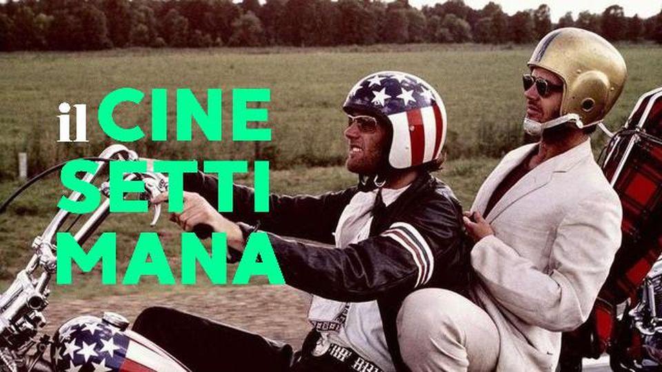 """Cinema chiusi? Riguardate """"Easy Rider"""" per godere della libertà"""