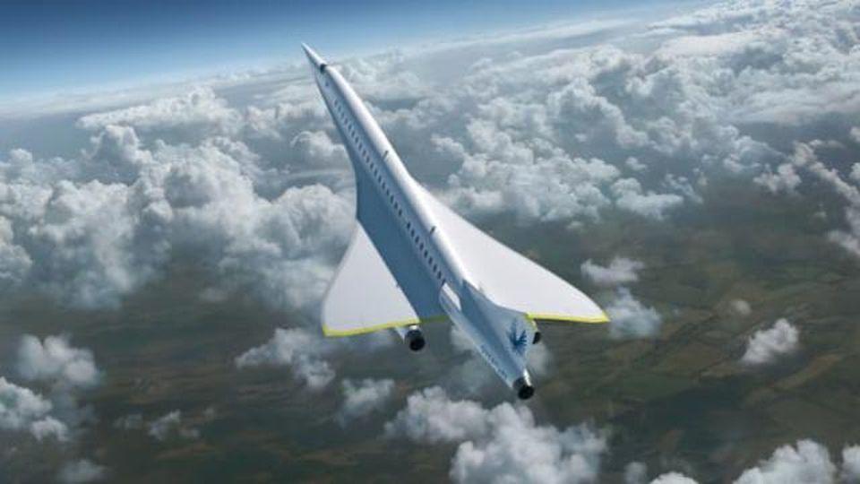 Partono i test dell'aereo supersonico XB-1, volerà da New York a Londra in 3 ore e 15 minuti