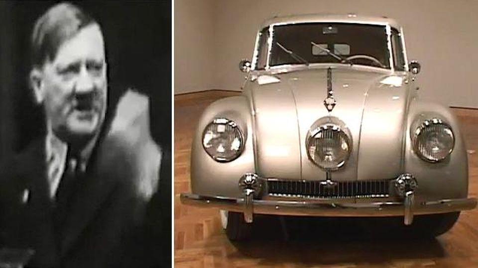"""L'auto """"uccidi nazisti"""", la storia della spaventosa Tatra T87"""