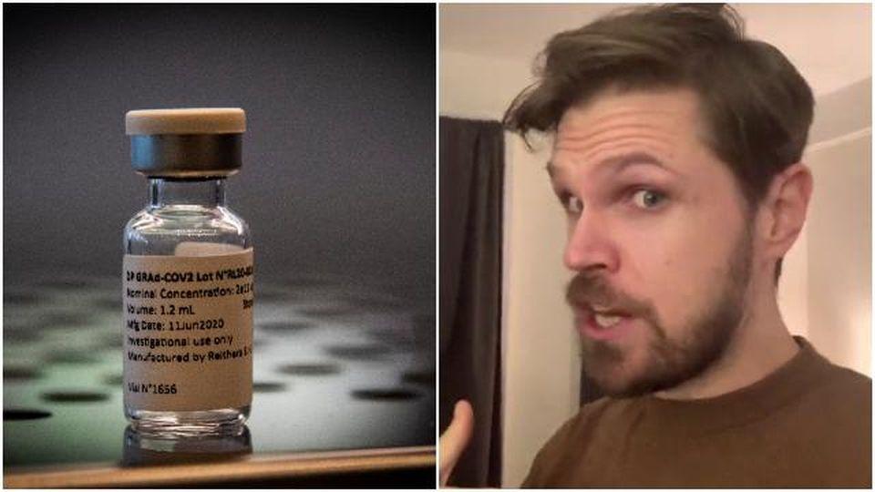ll medico dà la risposta perfetta a una no-vax sospettosa sul vaccino anti Covid