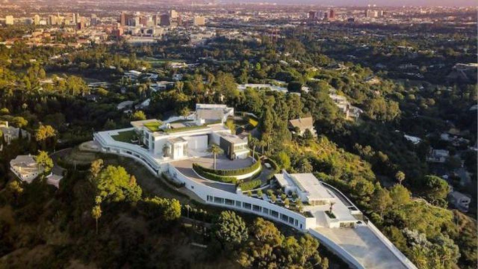 Ecco la casa più costosa d'America: il prezzo? 340 milioni di dollari. E' stata costruita in 8 anni