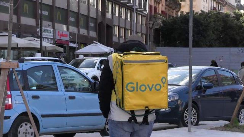 """Record mondiale di consegne per un rider palermitano: """"So le vie di Palermo a memoria"""""""