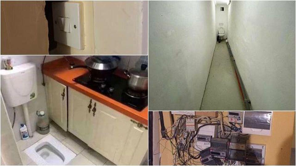 I lavori 'fai da te' dal bagno alla cucina sono un disastro: gli errori più ridicoli in casa finiscono sui social