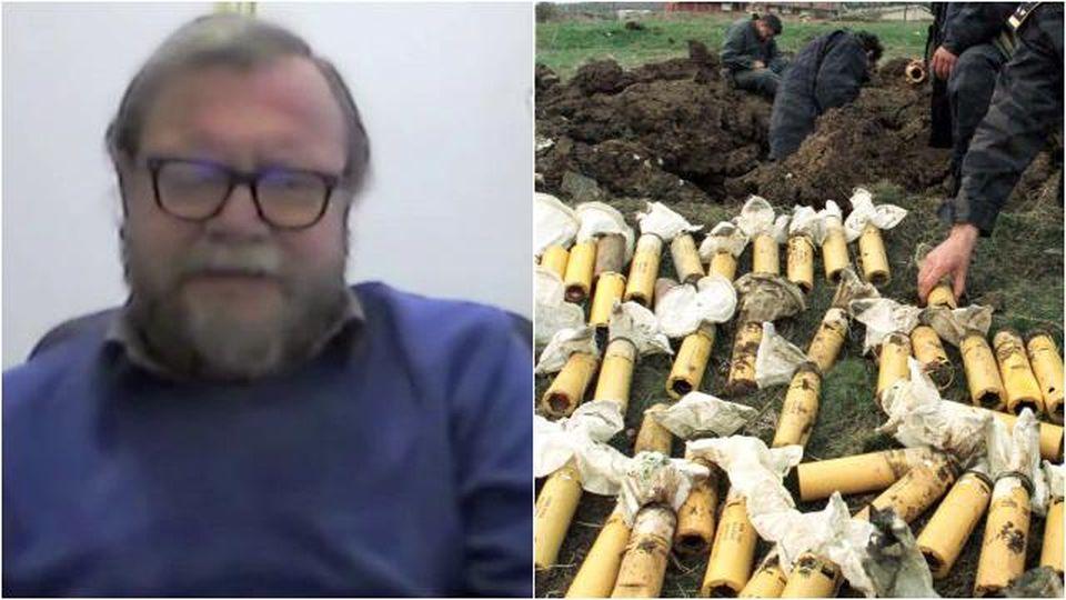 """""""Nei Balcani un muro di mine che fa comodo, oggi rischiano i migranti"""": il racconto del fabbricante di mine diventato sminatore"""