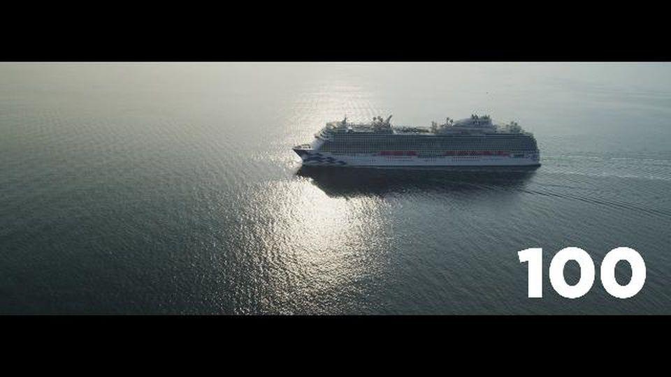 Fincantieri: ecco le 100 navi costruite in 30 anni di storia