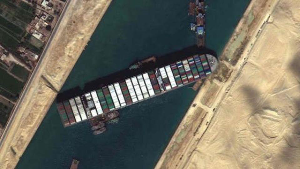 Il mini Canale di Suez che insegna ai capitani a navigare senza incagliarsi come la Ever Given