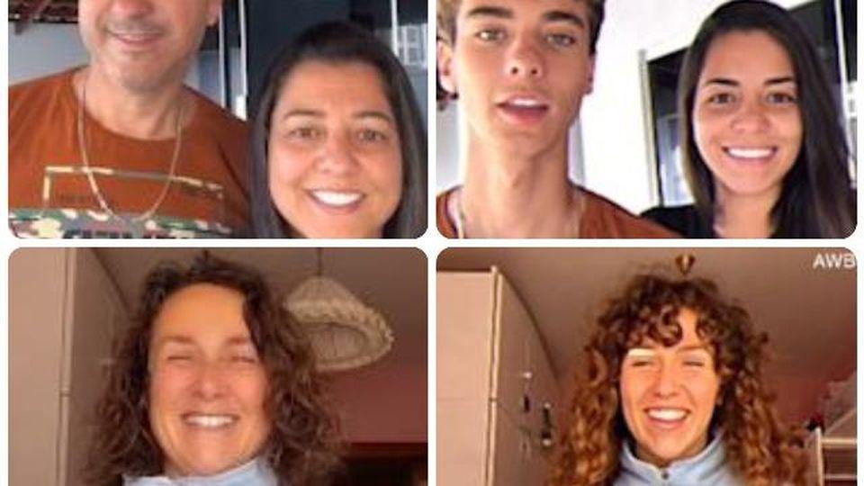 I genitori tornano giovani come i figli: ecco il filtro retrò diventato virale su TikTok