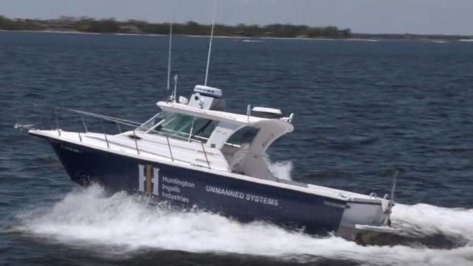 Florida, primi test per l'imbarcazione senza equipaggio