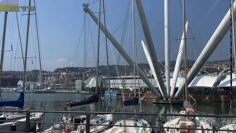 """Ocean Race a Genova """"The Grand Finale"""""""