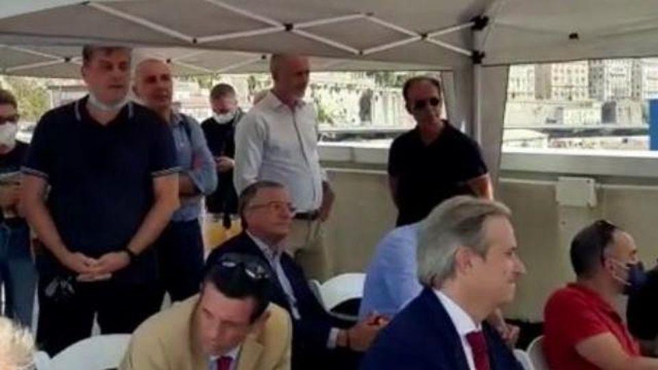 Nuovo parcheggio in porto a Genova, la contestazione dei dipendenti Polipodio