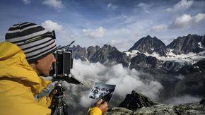 """""""Sulle tracce dei ghiacciai"""": una mostra svela la vulnerabilità delle montagne"""