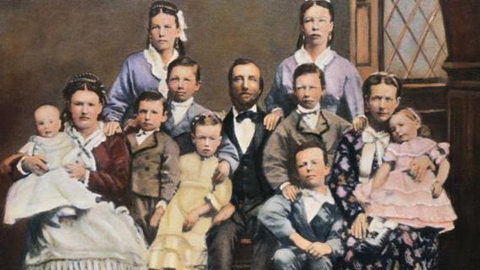 Risultati immagini per leader mormoni poligami