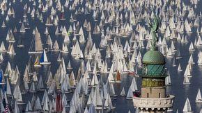 Trieste celebra Borlenghi, il fotografo che ha le vele nello sguardo