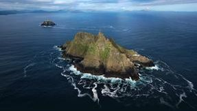 The inaccessible charm of the Irish islet devoted to St. Michael (and Star Wars)