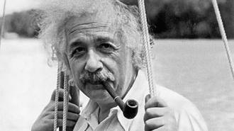 Einstein velocità datazione
