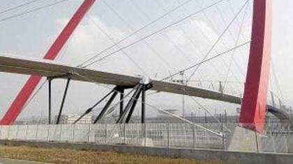 Torino: via ai lavori di manutenzione, passerella olimpica dimezzata