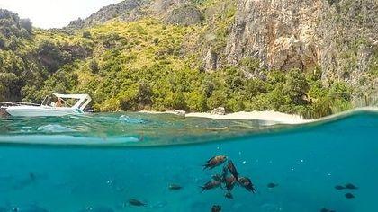 Cilento, lo scatto che esalta la natura: la Costa della Masseta è un paradiso