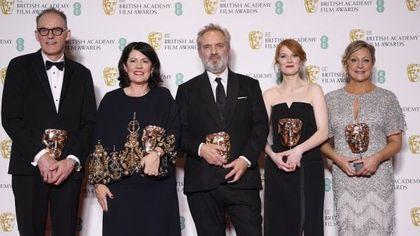 Bafta 2020, è '1917' il film più premiato; migliori attori Joaquin Phoenix e Renee Zellweger