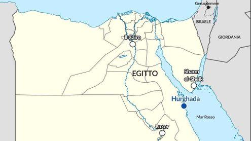 Cartina Turistica Egitto.Egitto 6 Turiste Accoltellate In Un Resort A Hurghada La Polizia Almeno 2 Morti La Stampa