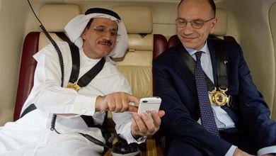 «Maltauro a Dubai con Enrico Letta»