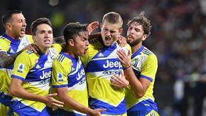 La Juve trova la prima vittoria in campionato, 3-2 a Spezia. Ma che fatica