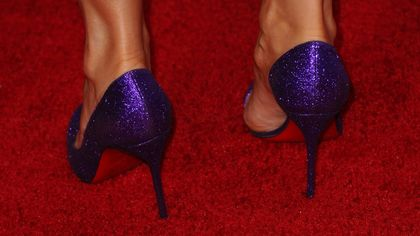Dieci scarpe glitter per look mozzafiato