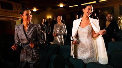 Michael Kors: le supermodelle sfilano nelle strade deserte di Broadway