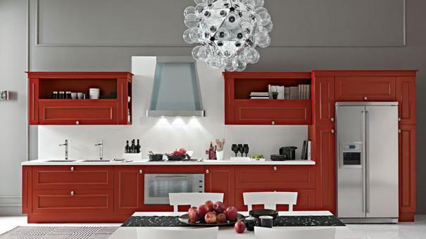 Classico contemporaneo in cucina - La Stampa