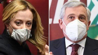 Il gender di Giorgia Meloni e la donna-madre di Antonio Tajani: vota il peggio