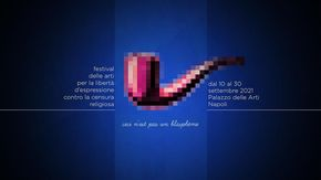 Manifesti blasfemi a Napoli, l'assessore: saranno rimossi